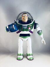 "2012 Rare Buzz Lightyear Mattel 12"" Action Figure Disney Pixar Toy Story Talks"