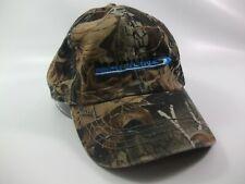 Mainline US Flag Camo Hat Camouflage Strapback Baseball Cap