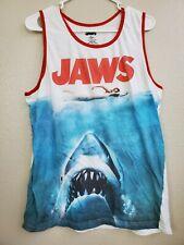 Jaws movie Tank Top Men's Large