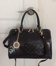 GORGEOUS INVECE ARCADIA leather Handbag satchel Crossbody made in Italy  $398