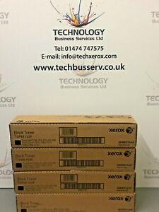 Xerox DC250 Genuine Twin Box Black Toner