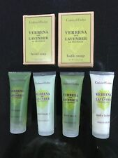 Crabtree & Evelyn  Verbena & Lavender Travel Spa 6pc Set - new