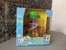Vintage#1999 Bluebird Mattel Polly Pocket Pet World Playset#Nib
