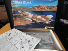 1/48 Heller ref.80411 Dassault Mirage III C/B