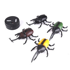 Infrared Remote Control Roach bug Beetle Insect Simulation RC Tricky Toys Gifts