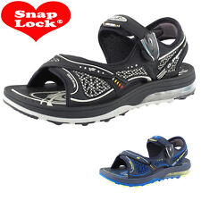 Air Max SNAP LOCK Water Sports Sandals for Men & Women by Gold Pigeon Shoes