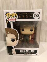 Movies The World Of The Hunger Games Peeta Mellark Funko Pop Vinyl
