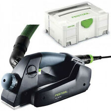 Festool EHL 65 EQ-PLUS 240 V One Handed raboteuse en Systainer SYS 2 T-LOC | 574560