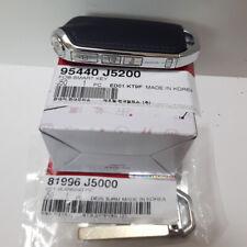 Genuine 2017-2018 KIA Stinger Smart Remote Insert Key FOB Keyless 95440J5200