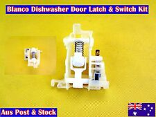 Blanco/Smeg Dishwasher Spare Parts Door Latch & Switch Kit Replacement Used D180