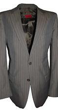 HUGO BOSS Luxus Anzug Gr. 50 Grau (Braun) Awe/Holge Red Label NP: 549€