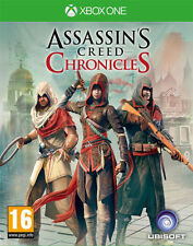 Assassin's Creed Chronicles Trilogy Xbox one - Brand New - 1st Class Delivery