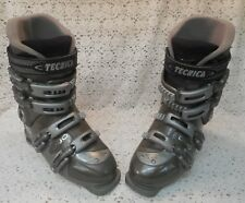 Tecnica® Duo 90 Gray Ski Boots - Size 6N / 24.0