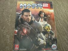 Mass Effect 2- Prima Official Game Guide softcover book