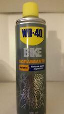 sgrassante bici bicicletta wd-40 potente rimuove grasso sporcizia 500ml