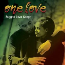 One Love, Reggae Love Songs - Various Artists CD NEW Best Of Greatest Gift