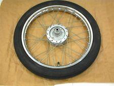 VINTAGE SUZUKI FA50 FRONT WHEEL RIM TIRE 2.25-14 FA 50 1982 1983 1984