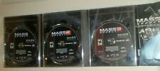 Mass Effect Trilogy N7 Collectors Edition (Sony Playstation 3, 2012)