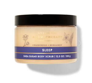 Bath & Body Works Aromatherapy Sleep Chamomile Bergamot Shea Sugar Body Scrub
