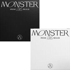 RED VELVET IRENE & SEULGI [MONSTER] Album CD+POSTER+Photo Book+Card+F.Poster+etc