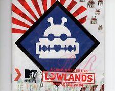 CD LOWLANDSparadise 2004 2CD EX  (B1287)