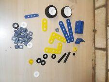 Meccano Plastic Parts Assorted In VGC