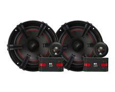 "MB Quart XC1-216 6-1/2"" X-Line Series 2-Way Component Car Speakers"