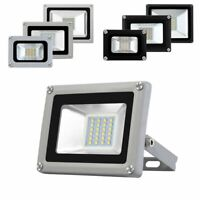 12V LED Flood Light Security Light 10W/20W/30W Outdoor Lamp Flood Lights IP65