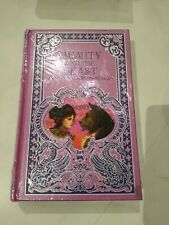 *New Sealed Leatherbound* BEAUTY AND THE BEAST AND OTHER CLASSIC FAIRY TALES