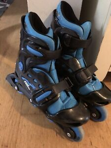 Adjustable Rollerblades Inline Skates Size 1 - 4