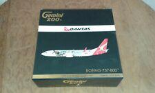 GeminiJets Gemini 200 G2QFA439 Boeing 737-800