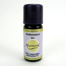 (89,00/100ml) Neumond Pfefferminze ätherisches Öl  Pfefferminzöl bio 10 ml