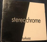 "TURKUAZ ""Stereochrome"" 4 Track CD EP 2015 Brand New Sealed Digipak. RARE!!!"