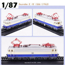 Locomotive 1:87 Retro Train Model Baureihe E 10 1266 (1962)Collection Decoration