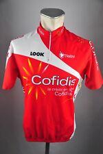 Cofidis Nalini Rad Trikot Gr. 5 L BW 55cm Bike cycling jersey Shirt FZ2