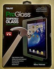 Tzumi Tempered Glass Screen Protection for Apple iPad/iPad 2