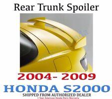 2004- 2009 Honda S2000 Genuine Factory OEM Rear Trunk Spoiler Wing