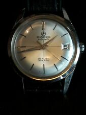 Vintage  watch DIOREX automatic, 25 jewels, steel, Swiss made