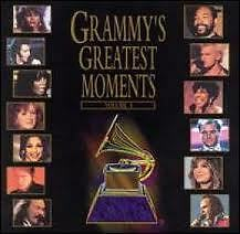 GRAMMY'S GREATEST MOMENT VHS VOLL 1+2 1994