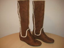 Mia Shoes Size 6 M Womens New Lynn C19827 Brown Knee High Fashion Winter Boots