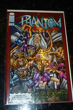 PHANTOM FORCE Comic - Vol 1 - No 1 - Date 12/1993 - Image Comics