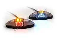 2x LED Positionsleuchten  Umrissleuchte Camper Begrenzungsleuchte 12V  24V