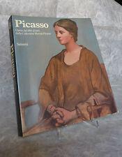 CATALOGO MOSTRA PICASSO OPERE DAL 1895-1971 COLLEZIONE MARINA PICASSO SANSONI