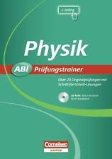 Schulbücher mit Physik-Thema fürs Abitur als gebundene Ausgabe