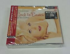 Christina Aguilera Back to Basics Japan Tour 2 CD +DVD SEALED NEW BVCP-28079/81