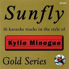 Sunfly Karaoke Gold 7 Kylie Minogue (CD+G) - DIRECT FROM SUNFLY
