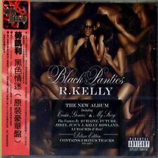 R. Kelly: Black Panties - Deluxe Edition (2013) CD OBI TAIWAN SEALED