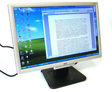 "Ecran Plat 19"" Pouce Widescreen ACER AL1916W ***DESTOCKAGE***EXCELLENT ETAT***"