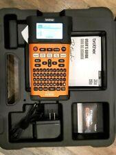 Brother Pt E300 Portable Label Printer P Touch Edge Series Single Color
