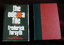 Frederick Forsyth - THE ODESSA FILE - Later Printing (file photo)
